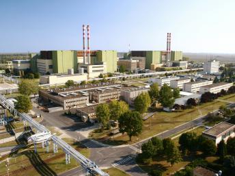 Nhà máy điện nguyên tử Paks tại Hungary (DR)